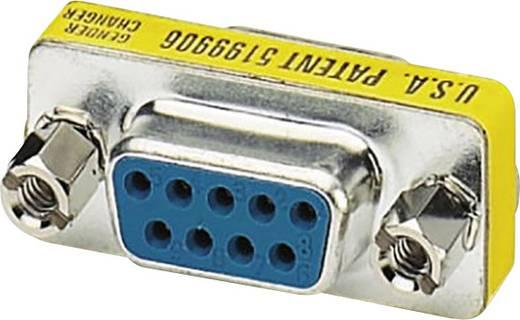 Seriell, Parallel Adapter [1x D-SUB-Buchse 9pol. - 1x D-SUB-Buchse 9pol.] 0 m Gelb Phoenix Contact