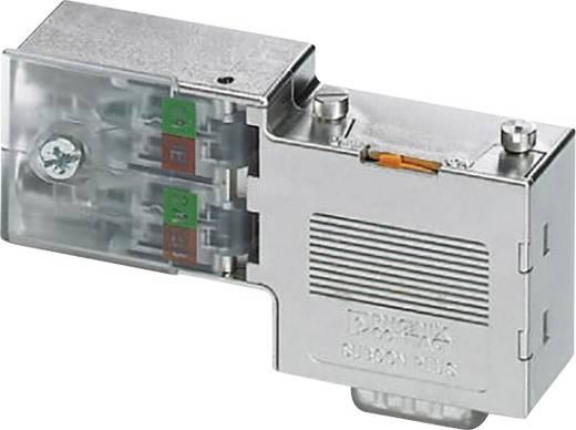 Sensor-/Aktor-Datensteckverbinder Stecker, gewinkelt Polzahl (RJ): 9 Phoenix Contact 2313672 SUBCON-PLUS-PROFIB/90/IDC
