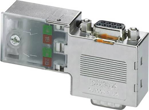 Sensor-/Aktor-Datensteckverbinder Stecker, gewinkelt Polzahl: 9 Phoenix Contact 2744018 SUBCON-PLUS 9/M 1 St.