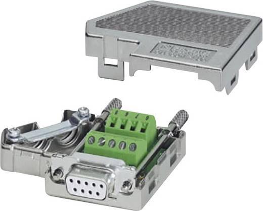 Sensor-/Aktor-Datensteckverbinder Buchse, gewinkelt Polzahl: 9 Phoenix Contact 2744241 SUBCON-PLUS 9/F 1 St.