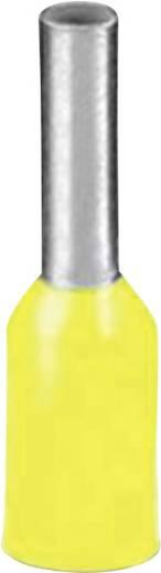 Aderendhülse 1 x 1 mm² x 6 mm Teilisoliert Gelb Phoenix Contact 3201327 100 St.