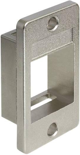 Keystone-Halterung Delock 86213 Zink-Grau