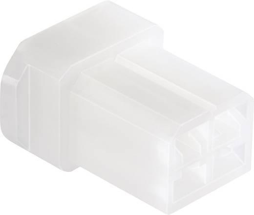 Buchsengehäuse-Kabel FASTIN-FASTON Polzahl Gesamt 4 TE Connectivity 626056 Rastermaß: 5 mm 1 St.