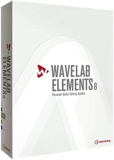 Steinberg WaveLab Elements 8 Retail Software