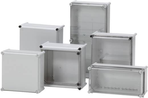 Installations-Gehäuse 190 x 190 x 130 Polycarbonat Licht-Grau (RAL 7035) Fibox PC 1919 13 T-2FSH 1 St.