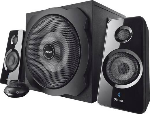 2.1 PC-Lautsprecher Bluetooth®, Kabellos Trust Tytan 60 W Schwarz