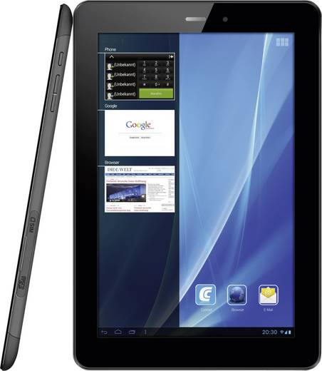 odys xelio 7 phonetab tablet pc mit telefonfunktion. Black Bedroom Furniture Sets. Home Design Ideas