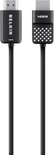 Belkin HDMI-Kabel mit Ferritkern HDMI-Stecker an HDMI-Stecker Schwarz 3,6 m