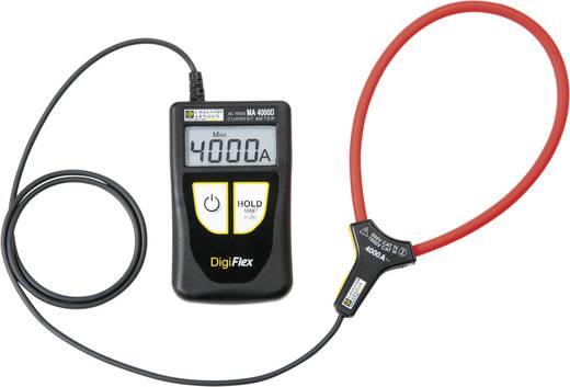 Stromzange, Hand-Multimeter digital Chauvin Arnoux DigiFlex MA4000D-350 Kalibriert nach: Werksstandard CAT IV 600 V Anzeige (Counts): 4000