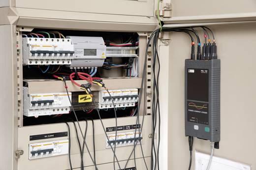 Chauvin Arnoux PEL 102 Leistungs- und Energierecorder mit Stromwandler, Netz-Analysegerät, Netzanalysator, P01157150