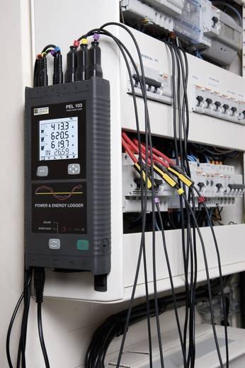 Chauvin Arnoux PEL 103 Leistungs- und Energierecorder mit 3 MiniFLEX Stromwandler, Netz-Analysegerät, Netzanalysator, P0
