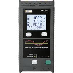 Na stope energetických lúčov - s výkonovými a energetickými zapisovačmi PEL! Chauvin Arnoux PEL 103 P01157153