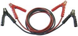 Pomocné štartovacie káble s kovovými klieštami, bez ochranného obvodu, SET® SK25-ST 25 mm², meď, 3.5 m