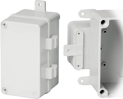 Wandhalterung Kunststoff, Metall Grau Fibox FP 22040 1 St.