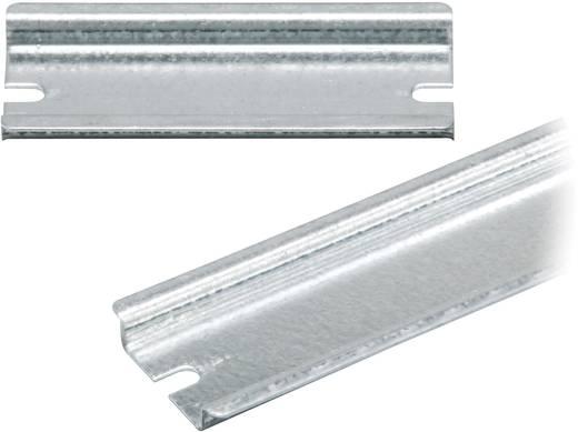 Hutschiene ungelocht Stahlblech 500 mm Fibox EK EKV 50 1 St.