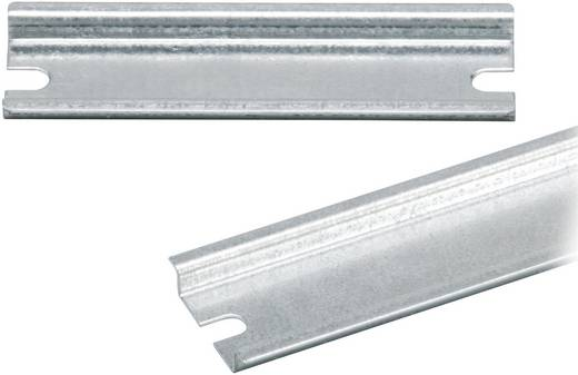 Hutschiene ungelocht Stahlblech 106 mm Fibox EURONORD TRM 0812 1 St.
