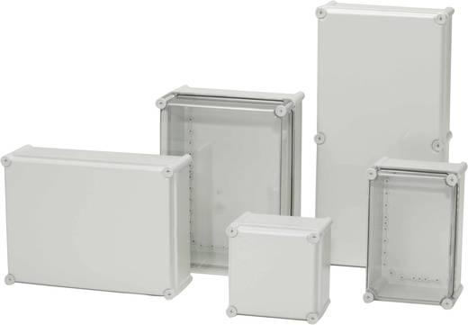Universal-Gehäuse 380 x 280 x 180 ABS, Polycarbonat Licht-Grau (RAL 7035) Fibox ABS 3828 18 T-2FSH 1 St.