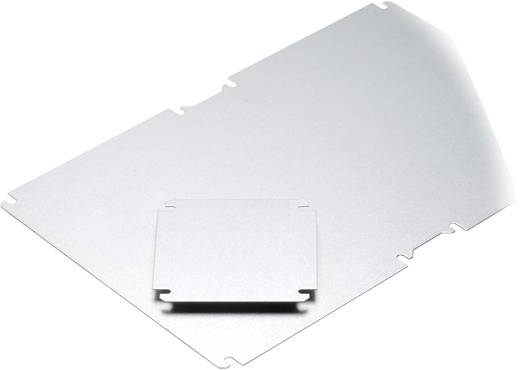 Montageplatte (L x B) 518 mm x 238 mm Polycarbonat Fibox EK EKTVT PC 1 St.