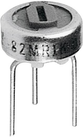 Cermet-Trimmer gekapselt linear 0.5 W 50 Ω 220 ° TT Electronics AB 2046000030 1 St.