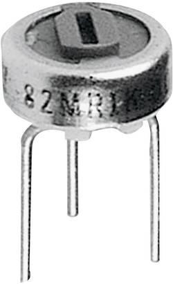 Trimmer Cermet 100 Ω TT Electronics AB 2046100201 réglage vertical hermétique linéaire 0.5 W 1 pc(s)