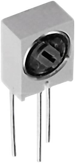 Trimmer Cermet 100 Ω TT Electronics AB 2046200200 réglage horizontal linéaire 0.5 W 1 pc(s)