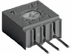 Trimmer Cermet 500 kΩ TT Electronics AB 2094613000 réglage horizontal hermétique linéaire 0.5 W 1 pc(s)