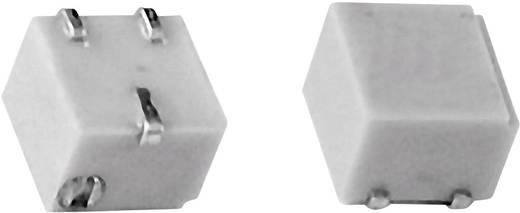 Cermet-Trimmer 9-Gang linear 0.25 W 250 kΩ 3240 ° 2800712560 1 St.