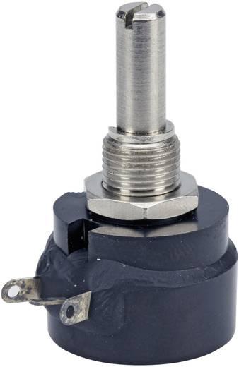Draht-Potentiometer Mono 0.5 W 100 Ω TT Electronics AB 3101206110 1 St.