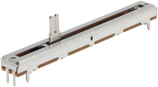Schiebe-Potentiometer 500 kΩ Mono 0.2 W linear TT Electronics AB 4111106390 1 St.