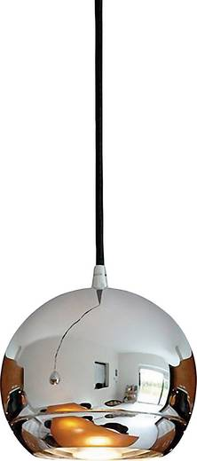 Pendelleuchte Energiesparlampe GU10 75 W SLV Light Eye 184592 Silber-Grau, Chrom