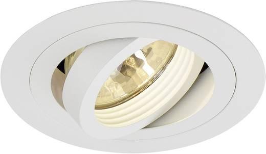 Einbauring Halogen G5.3 50 W SLV 113500 New Tria I Weiß (matt)