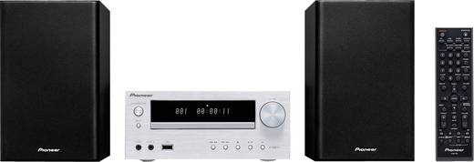 Pioneer X-HM11-S Stereoanlage Silber
