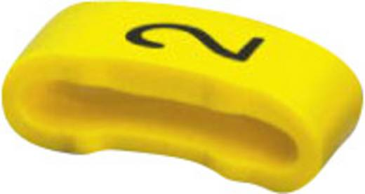 Kennzeichnungsclip Aufdruck 2 Außendurchmesser-Bereich 16 mm (min) 0826514:2 SD-WMTBS (S) YE:2 Phoenix Contact
