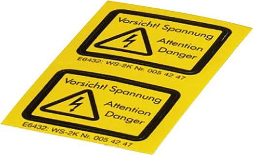 WS-2K - Warnschild 1004513
