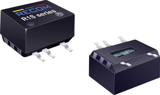 RECOM R1D-0505 DC/DC-Wandler, SMD 5 V/DC 5 V/DC, -5 V/DC 100 mA 1 W Anzahl Ausgänge: 2 x