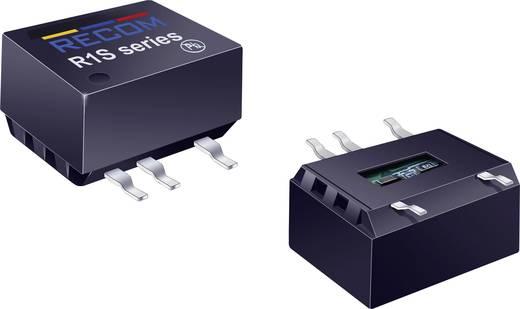 DC/DC-Wandler, SMD RECOM R1S-0505/HP 5 V/DC 5 V/DC 200 mA 1 W Anzahl Ausgänge: 1 x