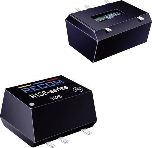 DC/DC-Wandler, SMD RECOM R1SE-0505-R 5 V/DC 5 V/DC 200 mA 1 W Anzahl Ausgänge: 1 x