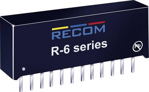 DC/DC-Wandler, Print RECOM R-615.0P 5 V/DC 1 A 5 W Anzahl Ausgänge: 1 x