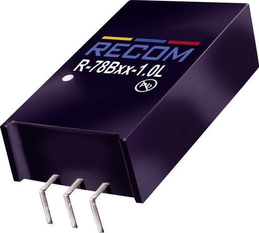 DC/DC-Wandler, Print RECOM R-78B3.3-1.0L 32 V/DC 3.3 V/DC 1 A 3.3 W Anzahl Ausgänge: 1 x