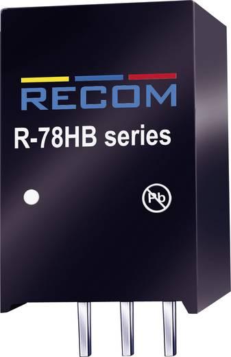 DC/DC-Wandler, Print RECOM R-78HB24-0.3 72 V/DC 24 V/DC 0.3 A 7.2 W Anzahl Ausgänge: 1 x