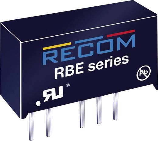 DC/DC-Wandler, Print RECOM RBE-0505S 5 V/DC 5 V/DC 200 mA 1 W Anzahl Ausgänge: 1 x