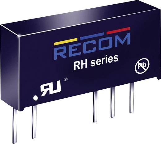 RECOM RH-2415D DC/DC-Wandler, Print 24 V/DC 15 V/DC, -15 V/DC 33 mA 1 W Anzahl Ausgänge: 2 x