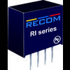 Convertisseur CC/CC pour circuits imprimés RECOM RI-2405S Nbr. de sorties: 1 x 24 V/DC 5 V/DC 400 mA 2 W 1 pc(s)