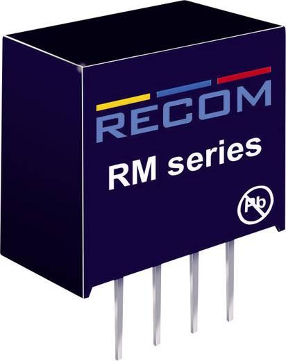 RECOM RM-0505S/P DC/DC-Wandler, Print 5 V/DC 5 V/DC 50 mA 0.25 W Anzahl Ausgänge: 1 x