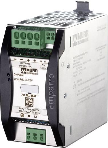 Hutschienen-Netzteil (DIN-Rail) Murr Elektronik Emparro 10-100-240/24 24 V/DC 10 A 240 W 1 x