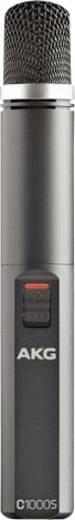 Hand Sprach-Mikrofon AKG C1000SMKIV Übertragungsart:Kabelgebunden inkl. Windschutz, inkl. Klammer