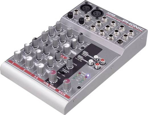 Phonic AM85 Kompaktmixer