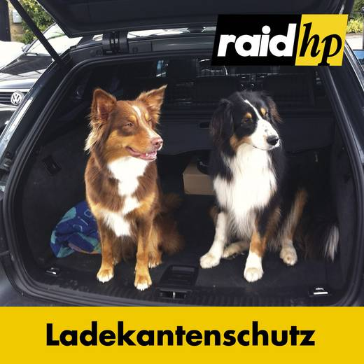 raid hp Ladekantenschutz-Folie Audi A6 Avant Typ C6 4F Baujahr: 10.2008-08.2011