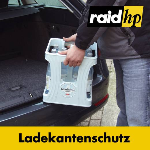 raid hp Ladekantenschutz-Folie BMW 1er Typ F20 Baujahr: ab 05.2011-