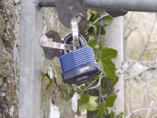 Vorhängeschloss 63 mm Kasp K13545D Blau Schlüsselschloss